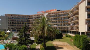 Oferta Nochevieja en Hotel Samba 3*