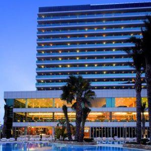 Oferta Nochevieja en Hotel Diamante Beach 4*