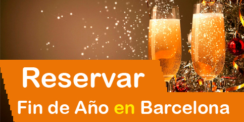 Fiestas de Nochevieja en Barcelona