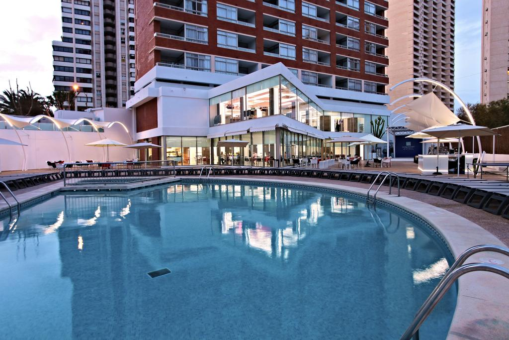 Oferta Nochevieja Hotel Flamingo Beach Benidorm