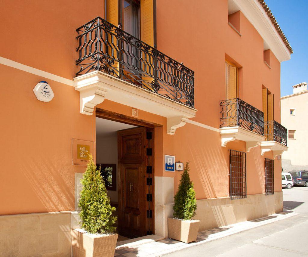 Fin de Año Hotel Villa de Biar
