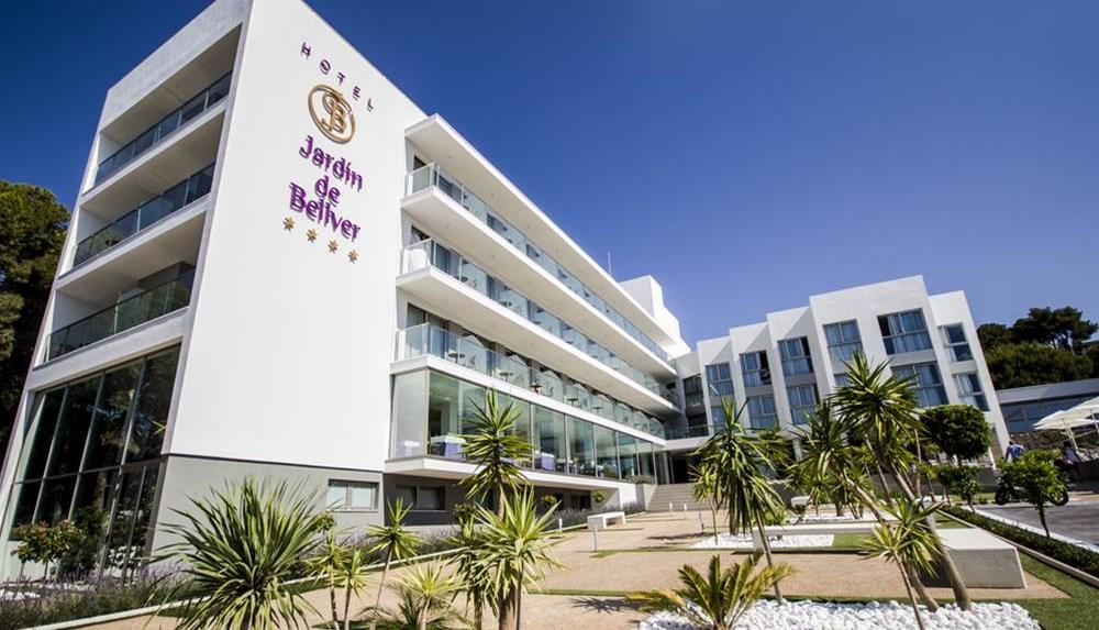 Oferta nochevieja en hotel jard n de bellver 4 oropesa for Hotel jardin oropesa
