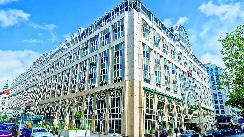 Oferta Hotel Marriot Viena 5* Fin de Año
