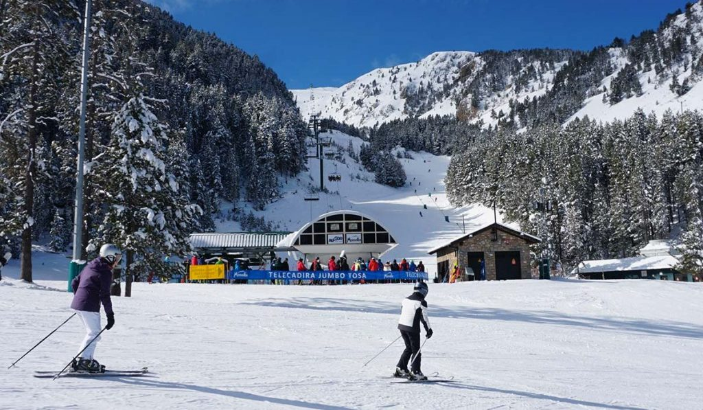 Oferta Nochevieja Esquí la Masella Hotel + Forfait