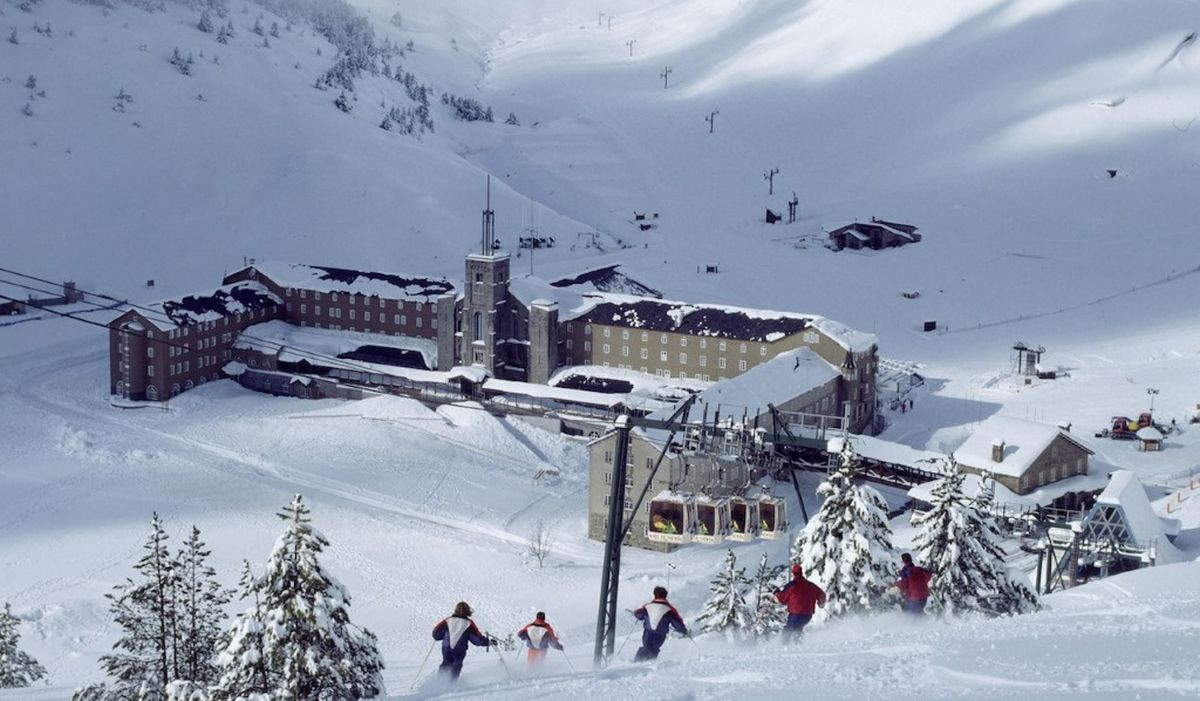Oferta Nochevieja Esquí Vall de Núria Hotel + Forfait