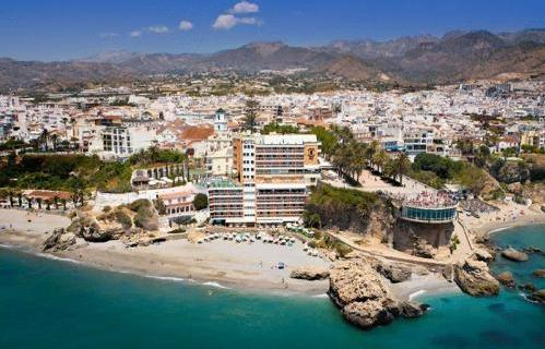 Oferta Fin de Año Hotel Balcón de Europa Nerja Costa del Sol