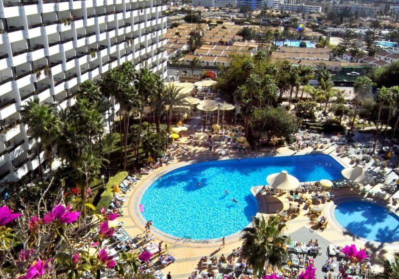 Oferta Fin de Año Hotel Eugenia Playa del Inglés Gran Canaria