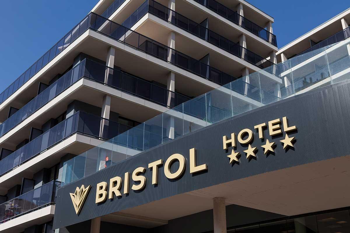 Hotel Bristol - Oferta Nochevieja