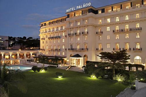 Oferta Fin de Año Hotel Palacio Estoril Golf Resort Estoril Portugal