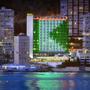 Oferta Nochevieja en Hotel Benikaktus 3*