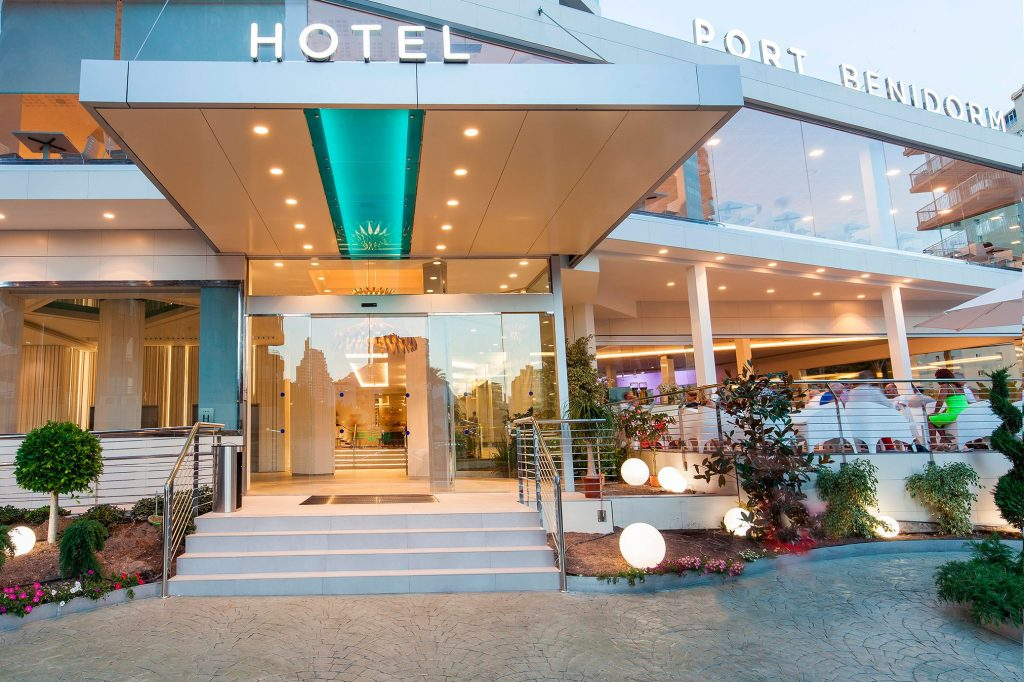 Oferta Hotel Familiar Benidorm Of Oferta Nochevieja En Hotel Port Benidorm 4 Benidorm