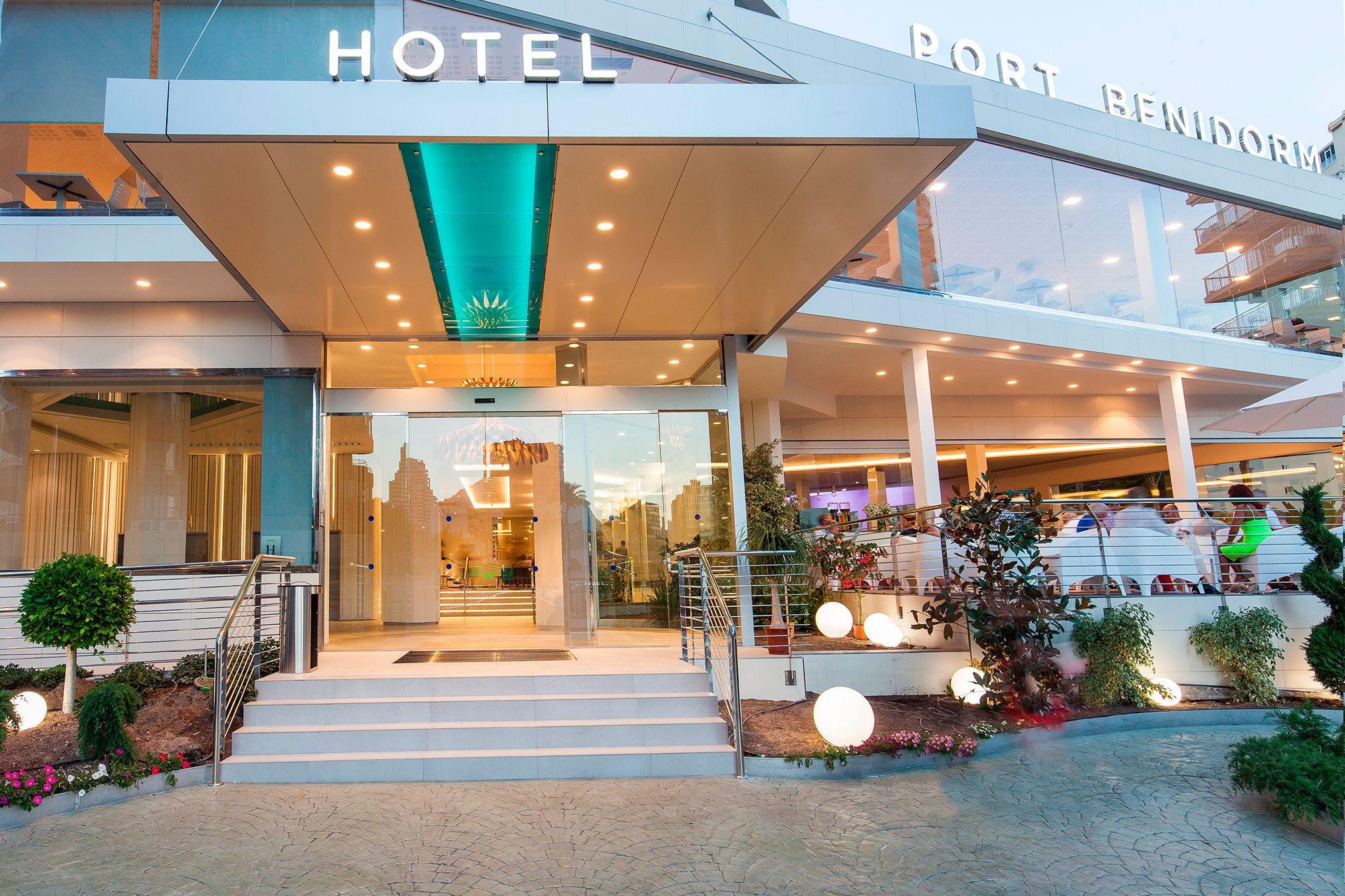 Oferta nochevieja en hotel port benidorm 4 benidorm - Hotel port salins 4 empuriabrava ...