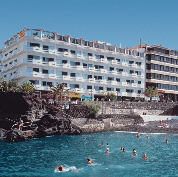 Oferta nochevieja en hotel san telmo 3 el puerto de la cruz - Hotel san telmo puerto de la cruz tenerife ...