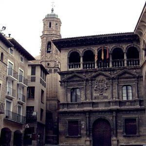 Oferta Nochevieja en Hotel Ciudad de Alcañiz 4*