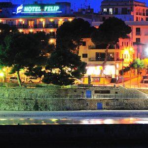 Oferta Nochevieja en Hotel THB Felip Class 4*