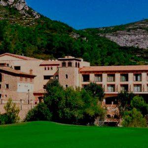 Oferta Nochevieja en Hotel Figuerola Resort & Spa 4*
