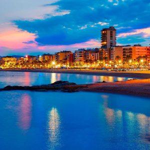 Oferta Nochevieja Ruleta de Hoteles Cadena TOP 4* en Lloret de Mar