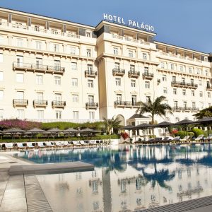 Oferta Nochevieja en Hotel Palacio Estoril Golf Spa 5*