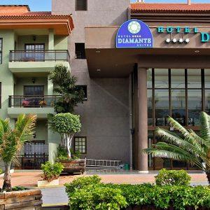 Oferta Nochevieja en Hotel Diamante Suites 4*