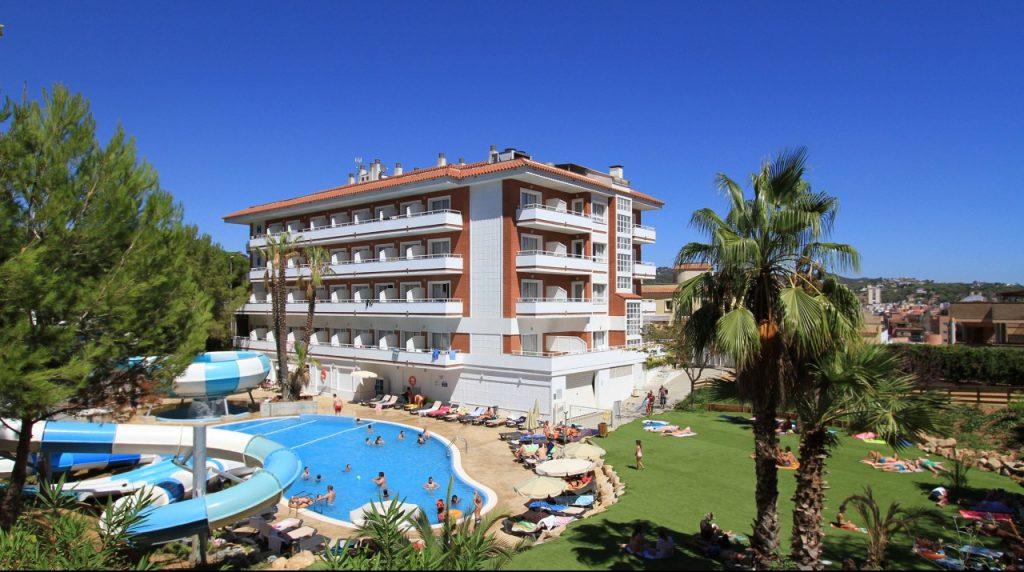 Fin de Año Hotel Gran Garbi Mar Lloret de Mar