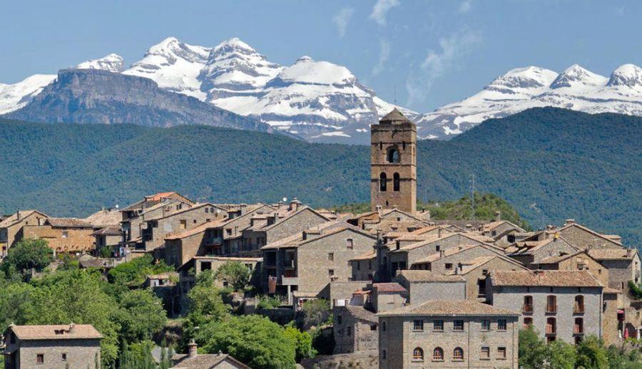 Pirineo Aragón